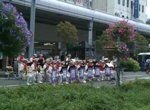 20130907-長岡市消防音楽隊