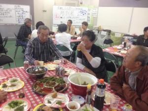 2015年山菜パーティ11